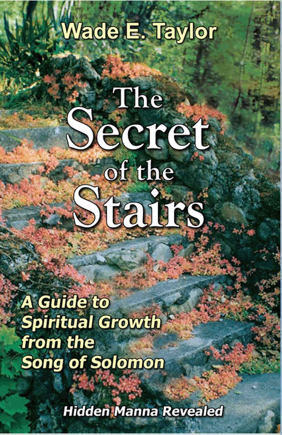 The Secret of the Stairs Wade Taylor
